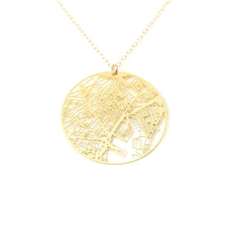 Barcelona necklace <3