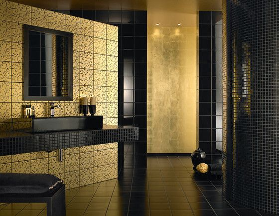 Bathroom Tiles Villeroy Boch mementovilleroy boch vanity unit and very sexy/trendy gold and