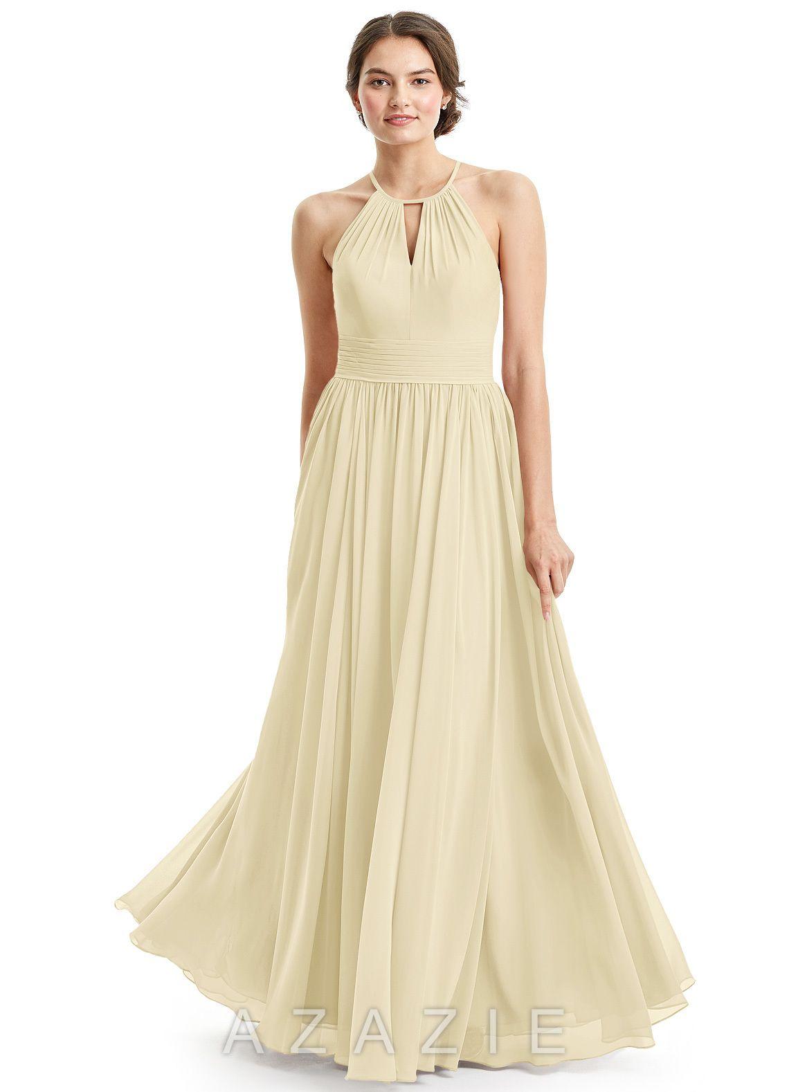 4830edc81aa Azazie Cherish Bridesmaid Dress