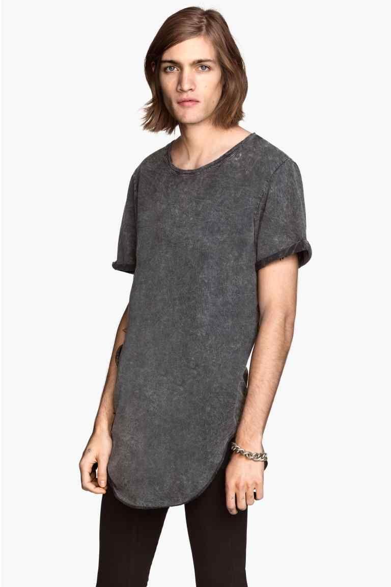 Camiseta Hamp; LargaClothesCamisetas Camiseta M LargasY LargaClothesCamisetas FJlKc1