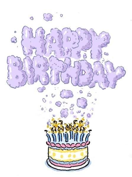 Pin By Priya On Cakes And Cards Free Happy Birthday Cards