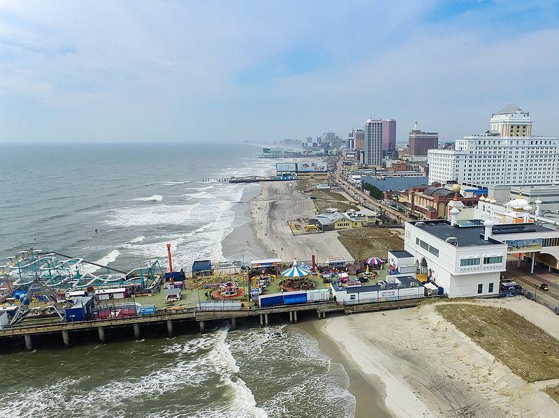 Steel Pier Atlantic City Aerial Photography 26741368876 Atlantic City New Jersey Wikipedia The Free Encyclopedia Atlantic City New Jersey City
