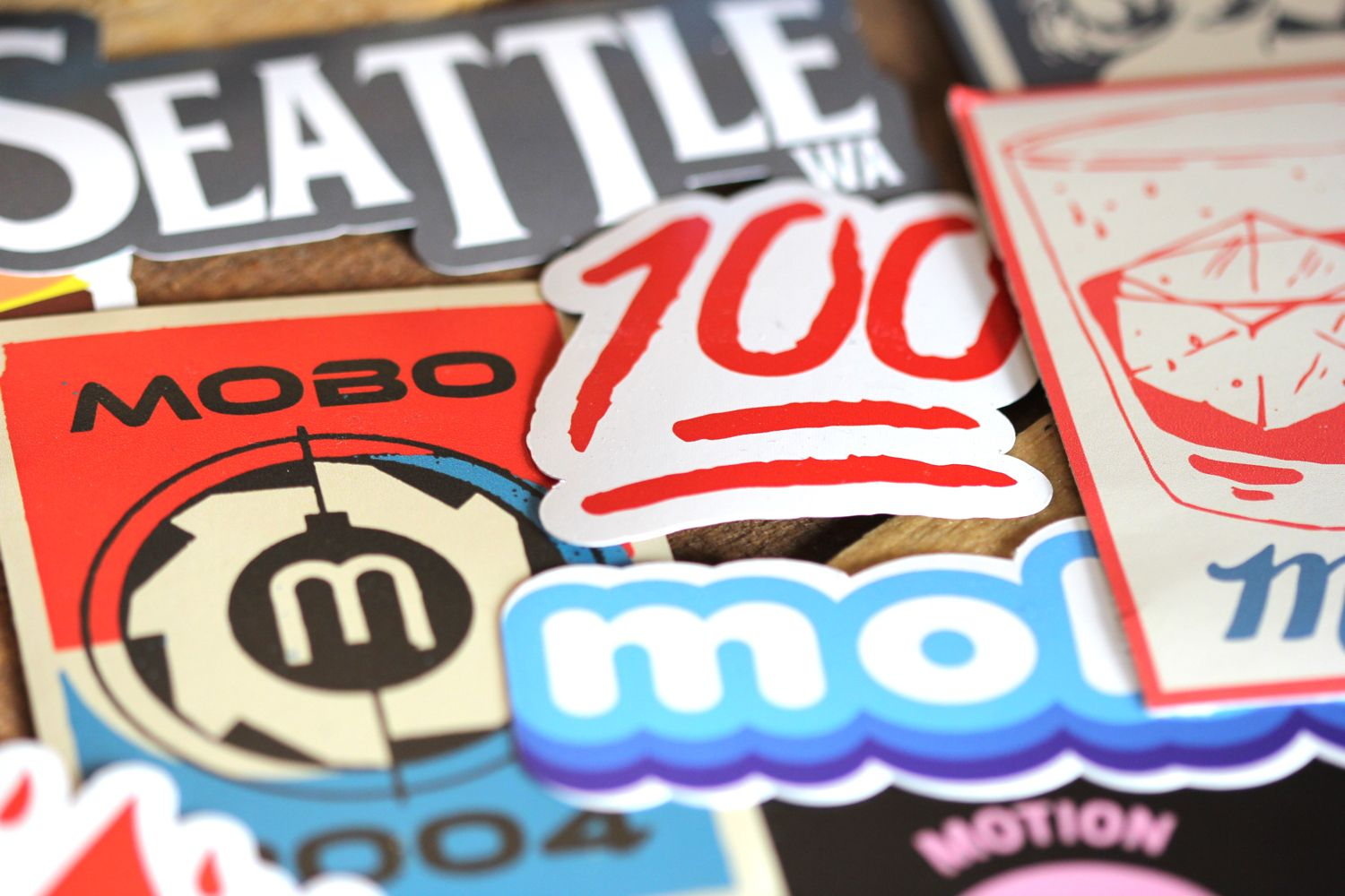 Check Out The Multitude Of Stickers We Print Here Or Have Us - Print your own stickers