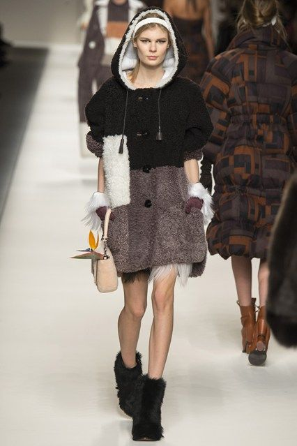 Fendi Milan Fashion Week AW '15'16