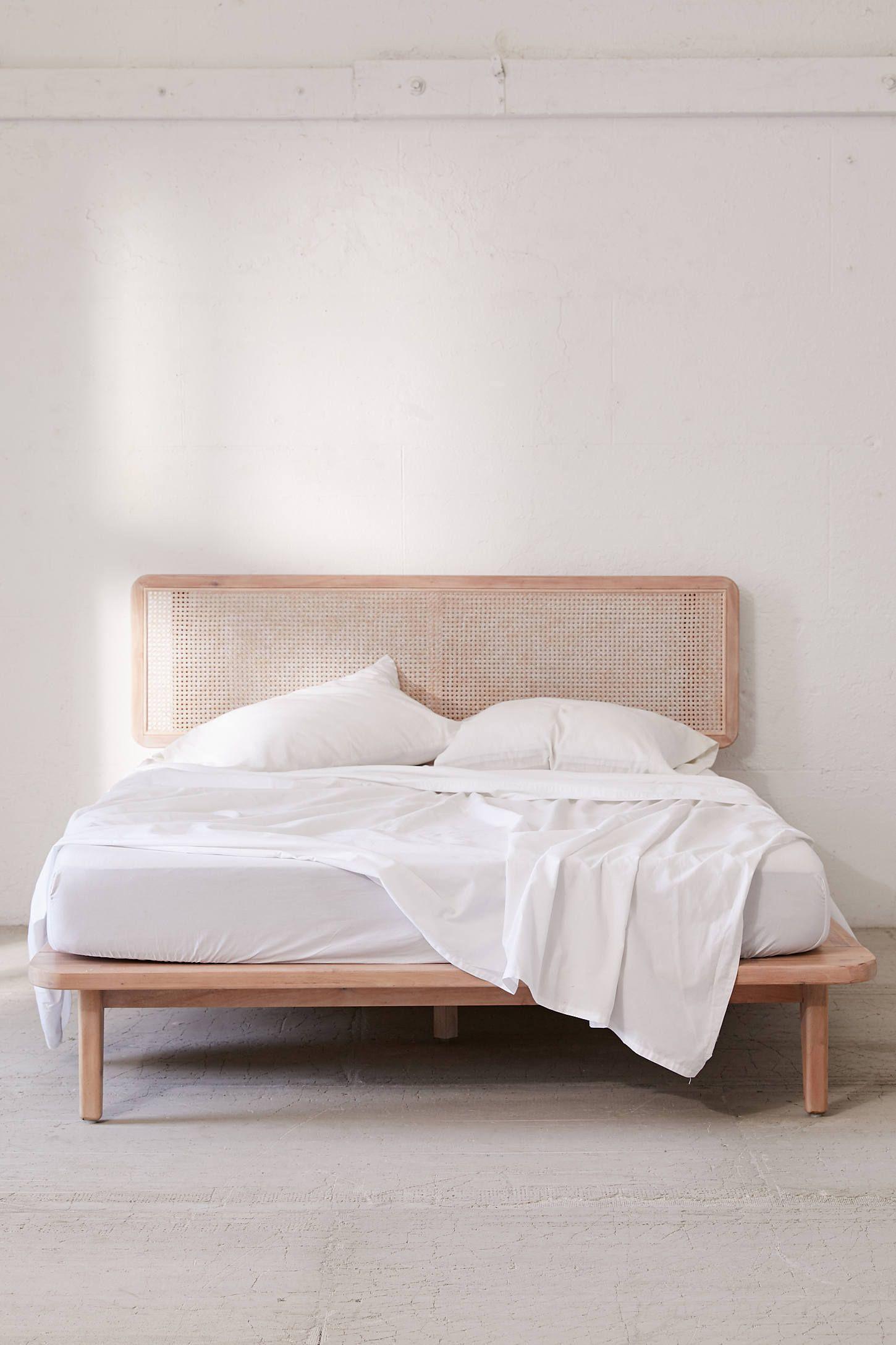 Marte Platform Bed Simple Bed Platform Bed Bed Frame