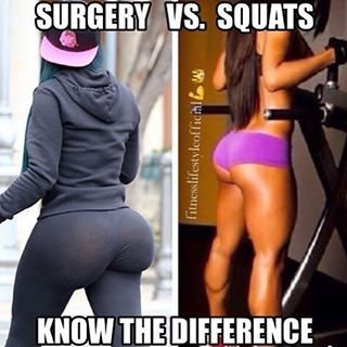 surgery vs squats your decision via aestheticsquats