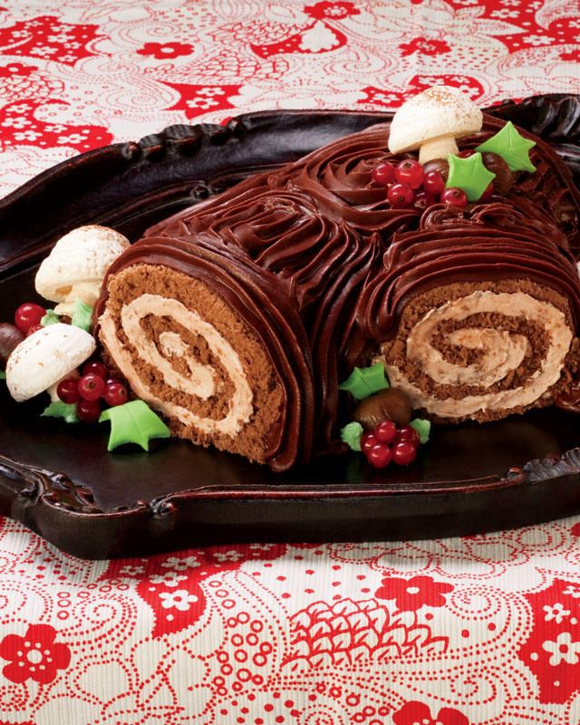 Buche de noel cook'in