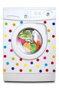 stickers lave linge w0031 buanderie pinterest stickers linge et rangements pour la maison. Black Bedroom Furniture Sets. Home Design Ideas