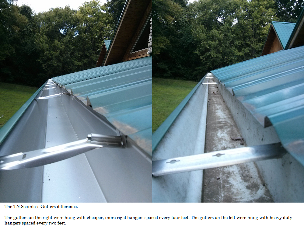 Everything Gutter Seamless Gutters Gutters Gutter