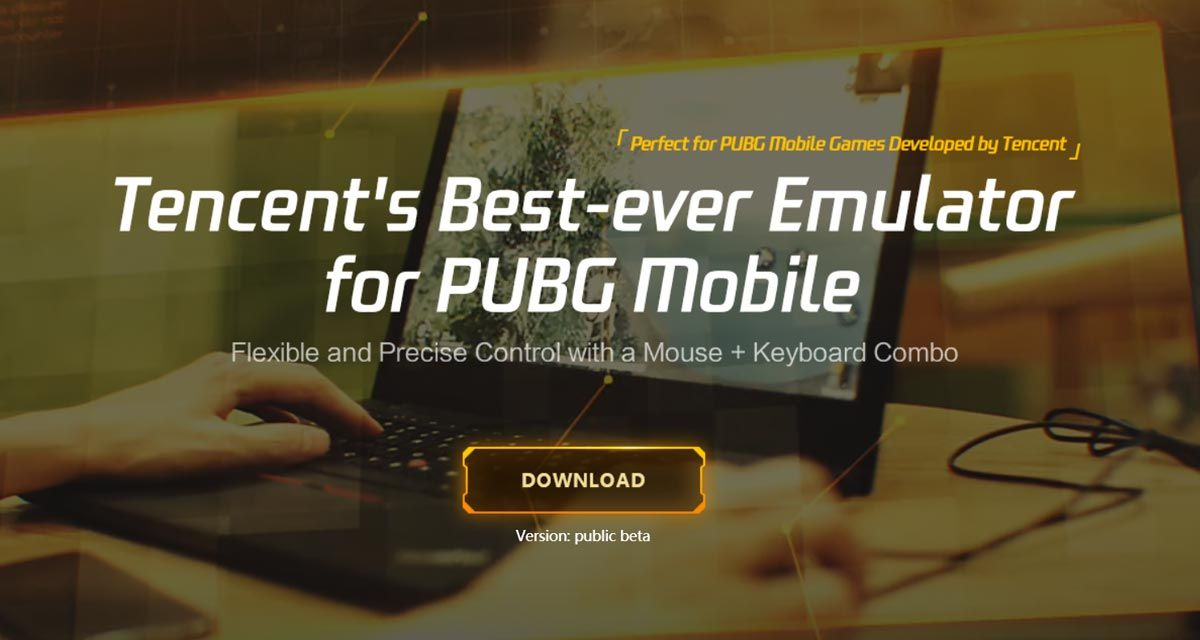 PUBG Mobile Emulator On PC Officially Released [Download