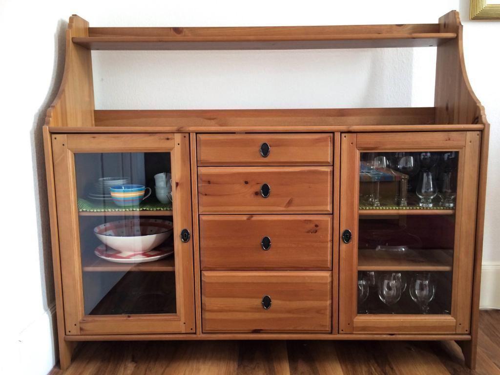 Credenza Ikea Serie Leksvik : Leksvik buffet i have this furniture in my office. like it