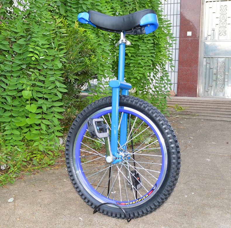Lowe H04 offroad unicycle thickened doublelayer aluminum