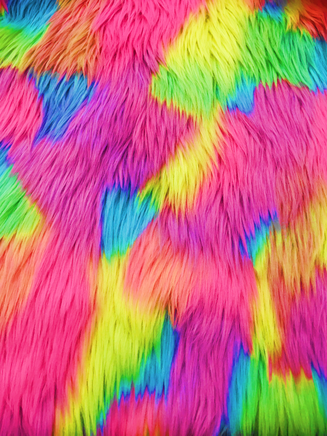 webangel Faux fur fabric, Fur background
