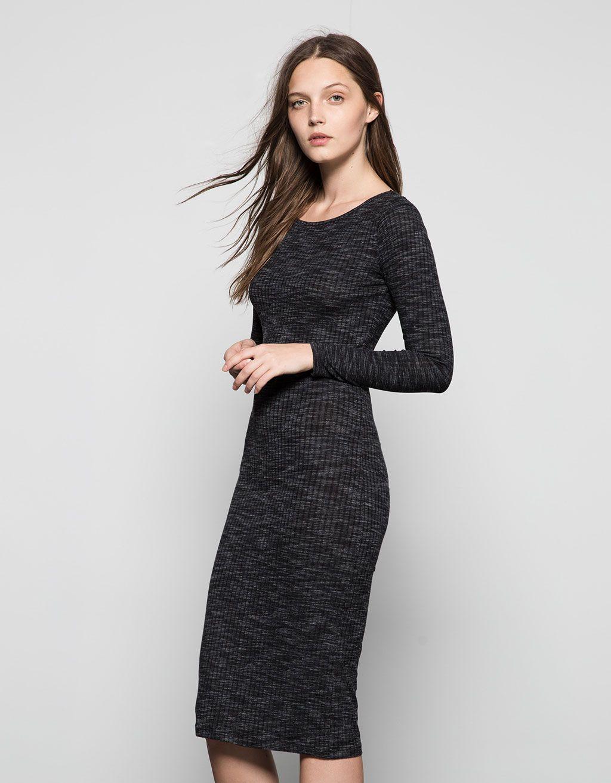 Платье кружевное бершка
