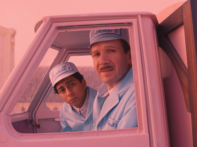 """32 Times """"The Grand Budapest Hotel"""" Was The Most Wallpaper"""