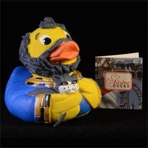 Rubber Duck Gustav Klimt