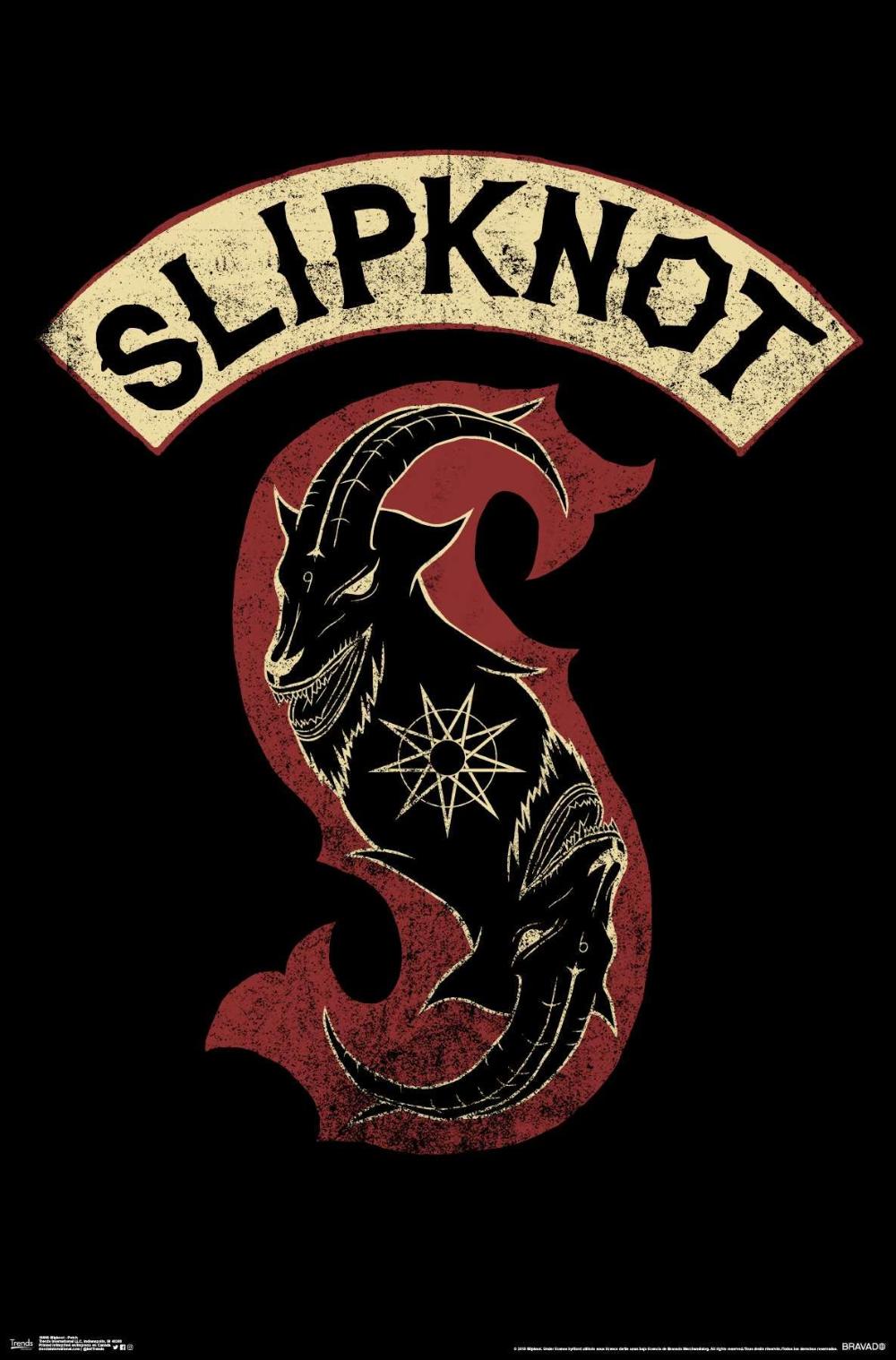 Slipknot Patch em 2020 imagens) Imagens de rock