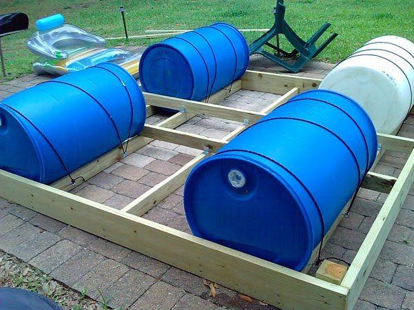 Barrel Project Photo\u0027s - 55 gallon plastic drum projects - 55 gallon