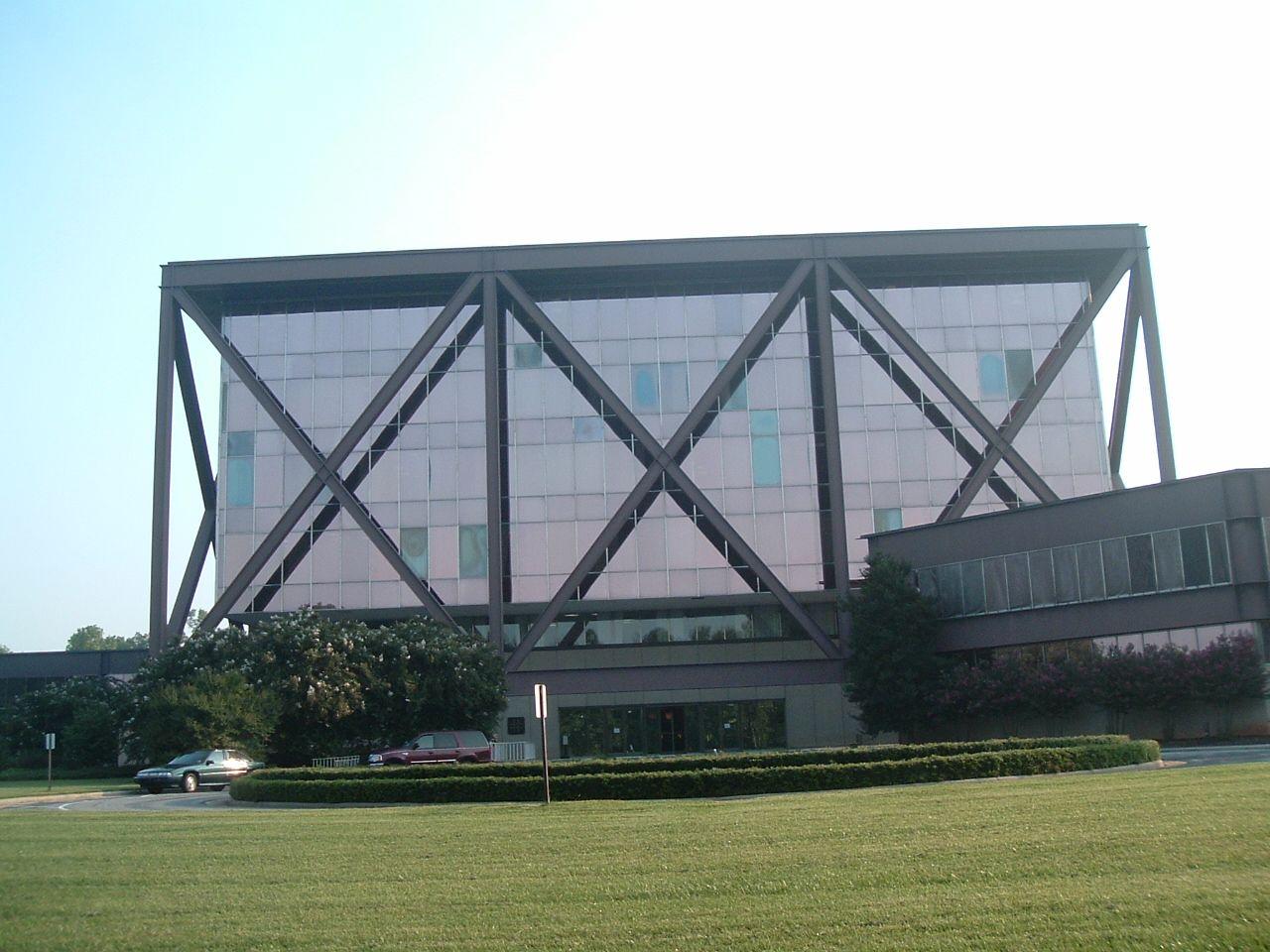 Burlington industries building friendly ave greensboro