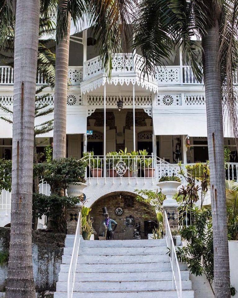 Viaggio Ad Haiti Hotel Oloffson In Port Au Prince