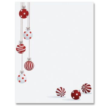 Stationery Getting Ready for Christmas Letters ART + CRAFT +