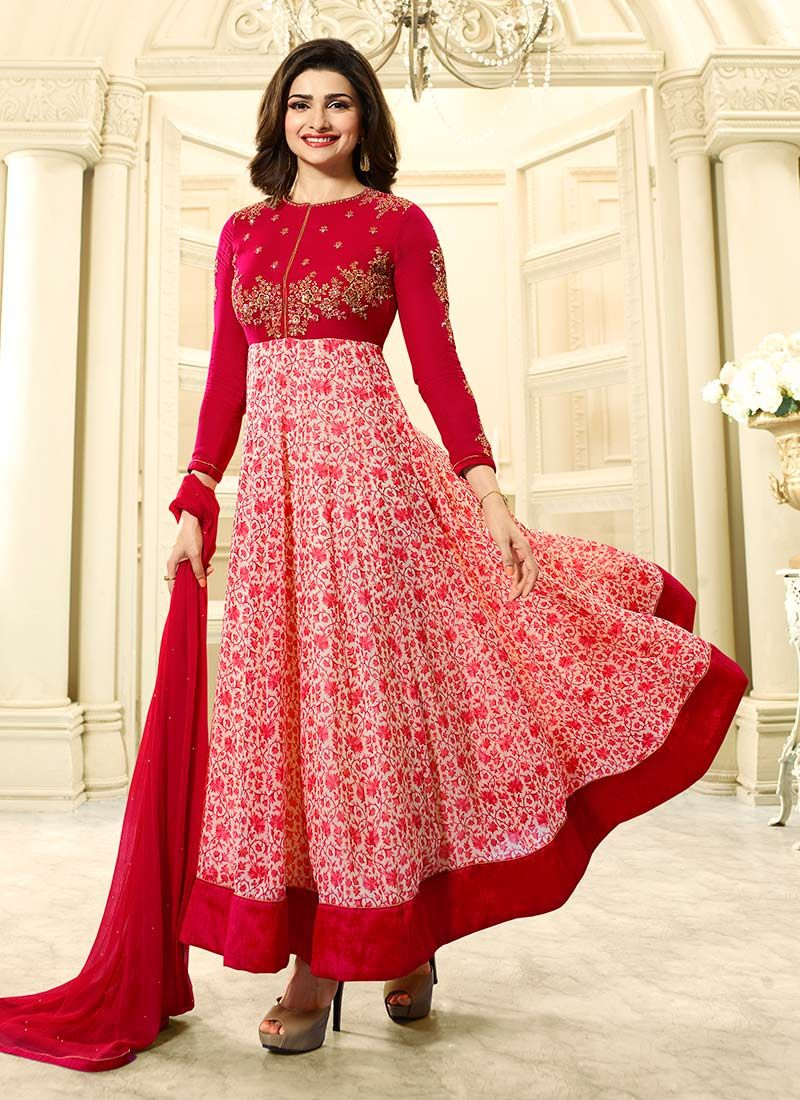 Latest and Wide variety of anarkali suits, anarkali dresses, kurtis ...