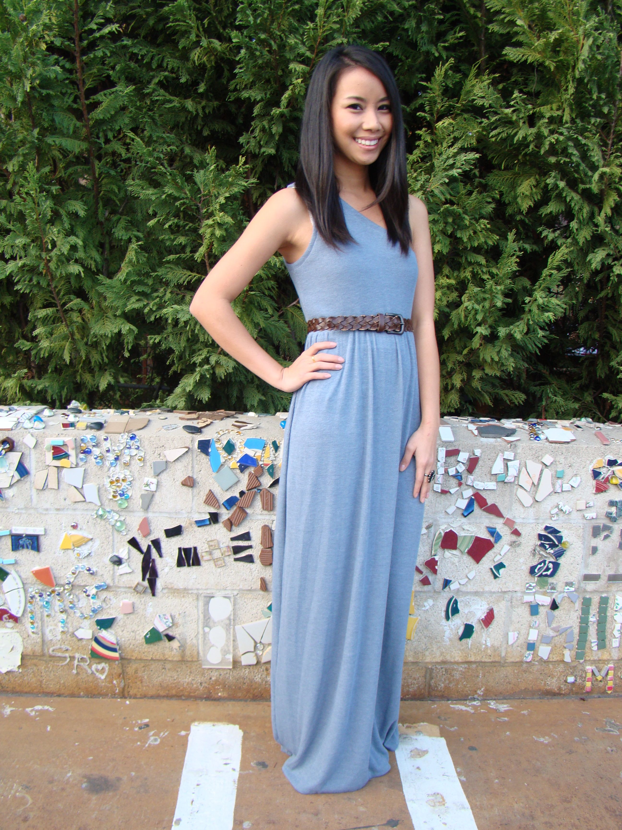 Made by me - my first maxi dress