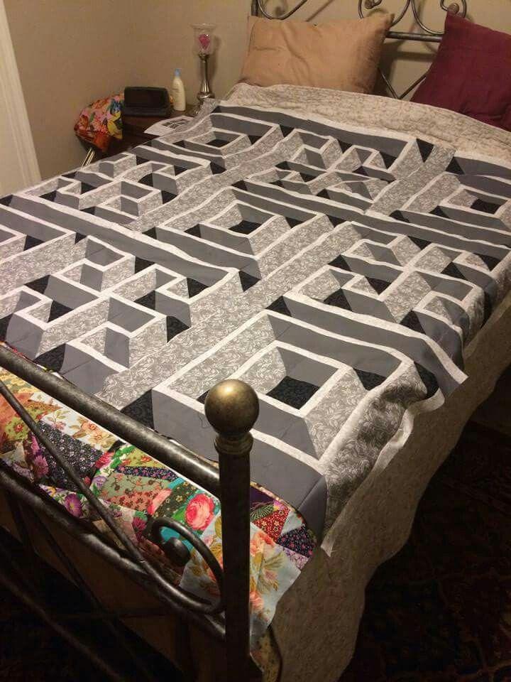 free labyrinth quilt pattern pdf