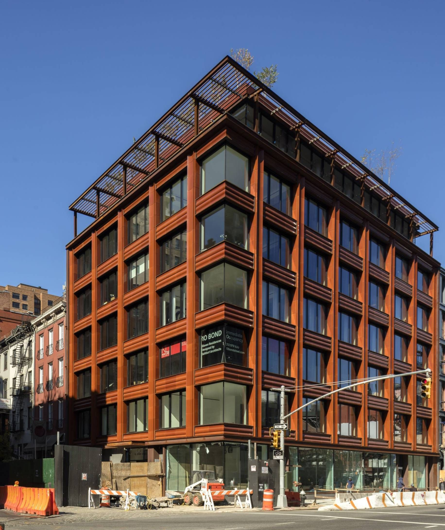 San Francisco Light Industrial Zoning: MODERN METAL RETAIL BUILDING - Google Search