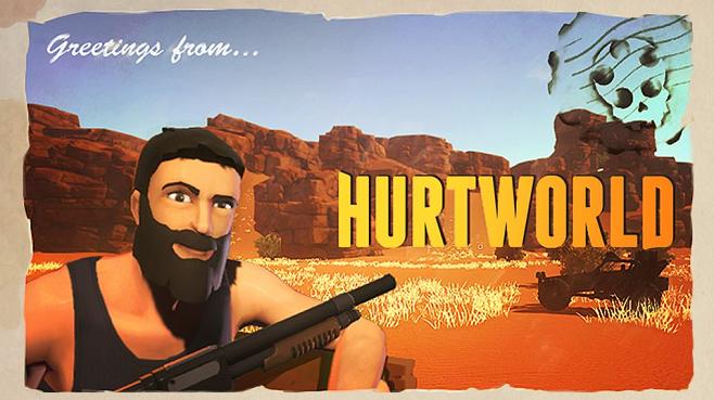 Hurtworld Jeux PC Télécharger Jeux pc, Téléchargement