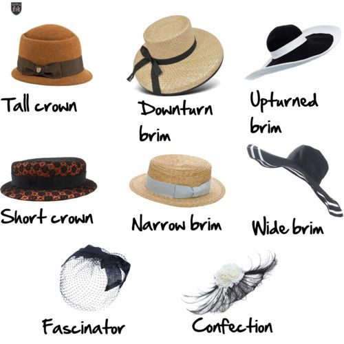 How To Choose A Hat To Flatter Wearing A Hat Vintage Style Hat Oblong Face Shape