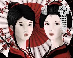 #GeishasArt <3*