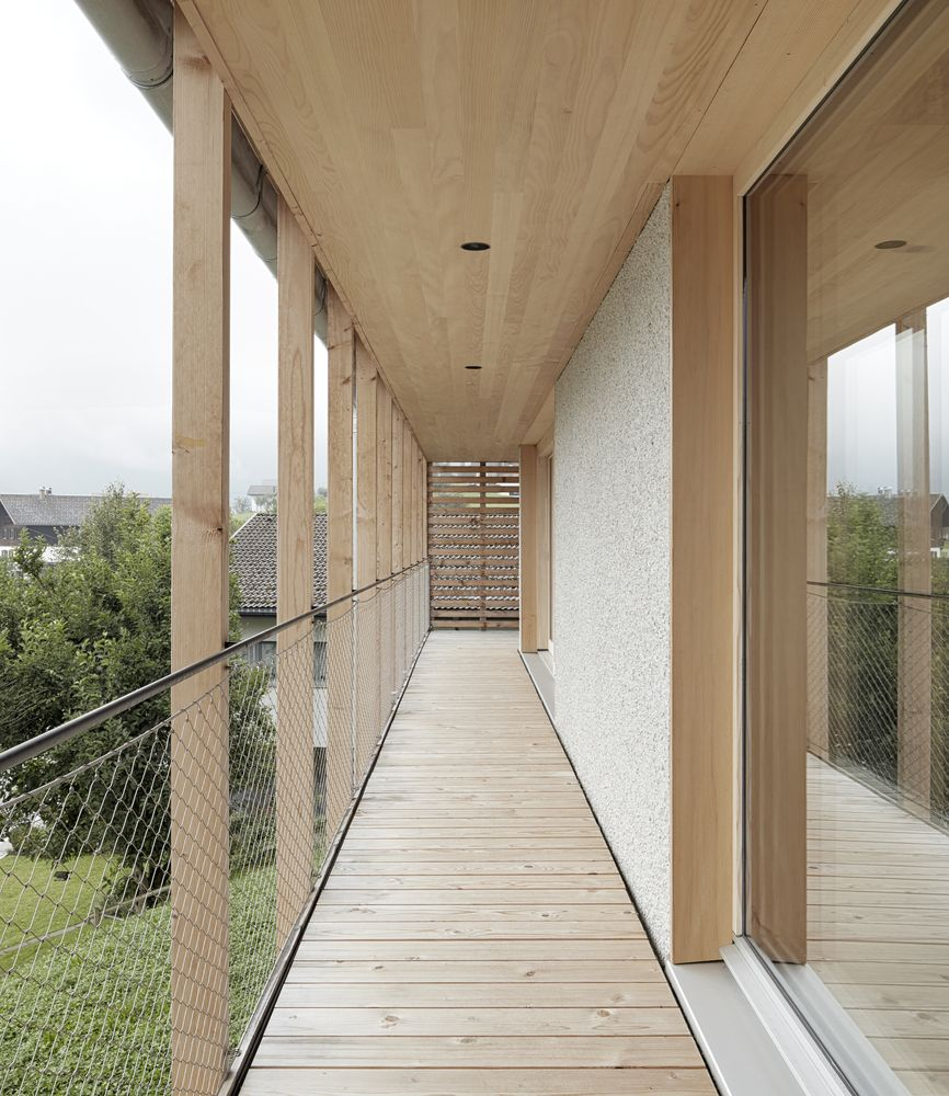 House of timber 8 by 8 - construction features, layout and reviews 97