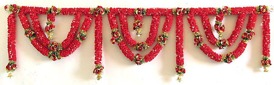 Door Toran (Decorative Door Hanging) (Cloth) & Door Toran (Decorative Door Hanging) (Cloth)   Diwali   Pinterest ... pezcame.com