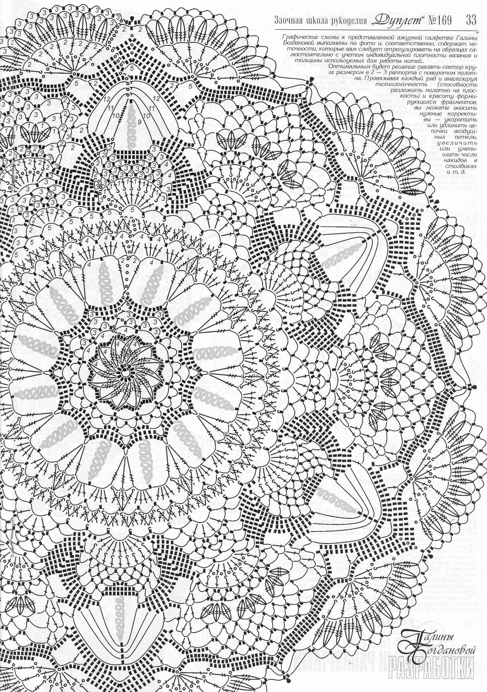 33.jpg | tapetes y carpetas que crochet | Pinterest | Carpeta ...