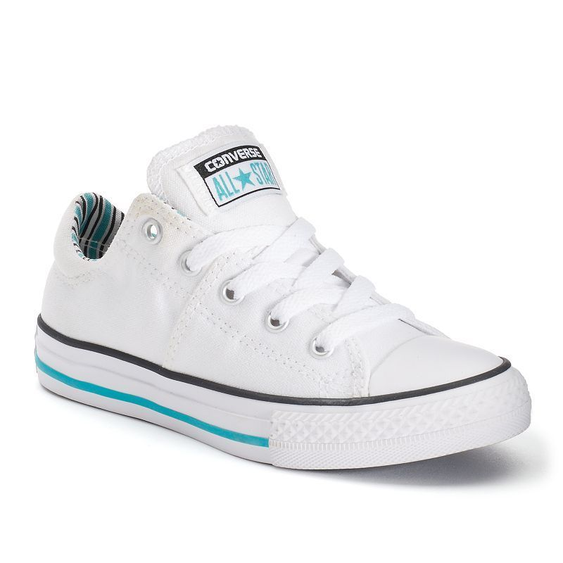 790319ebd2f0 Girls  Converse Chuck Taylor All Star Madison Shoes