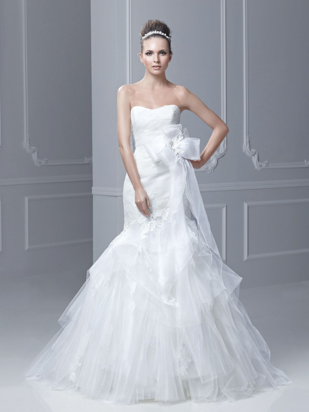 Fairyland blue collection enzoani available colours ivory
