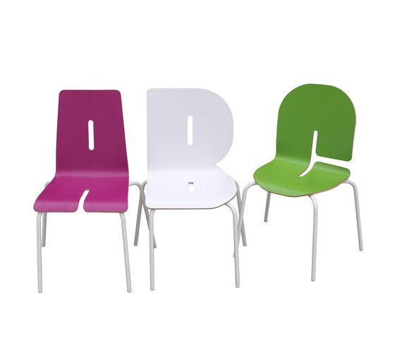 Buy Online Typographia Kids L By Tabisso, Lacquered Kids Chair, Typographia  Kids Collection