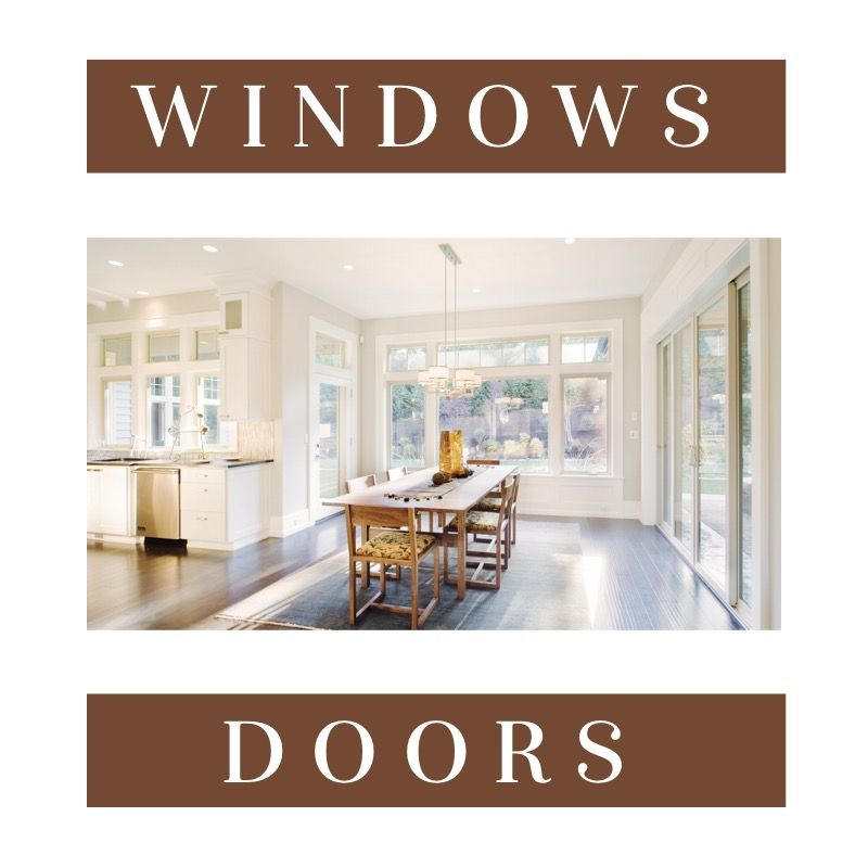 with so many window and door installation companies to choose from