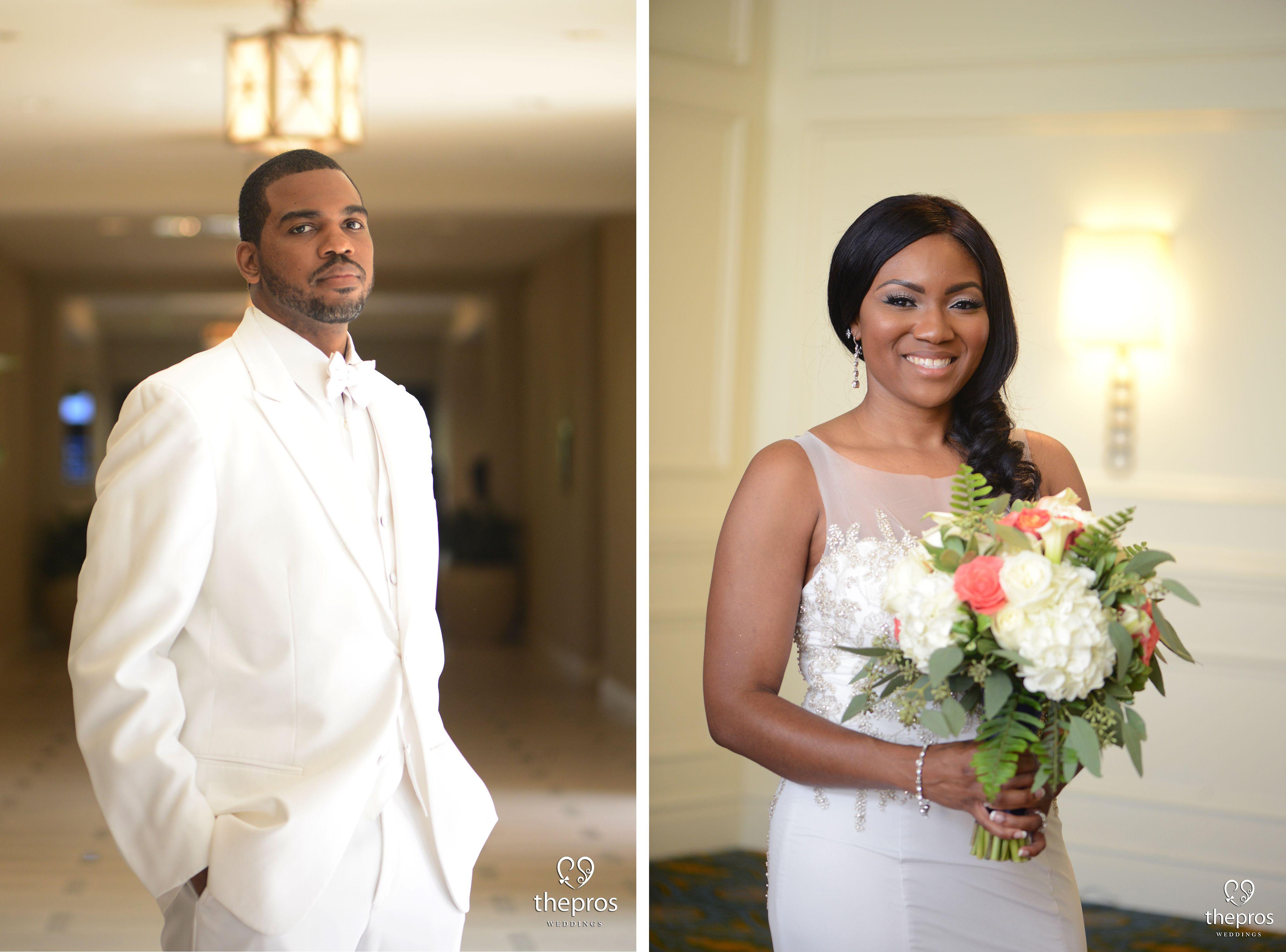 Jamelia Donnell Say I Do In Charleston Sc Blog The Pros Wedding Dresses One Shoulder Wedding Dress Wedding