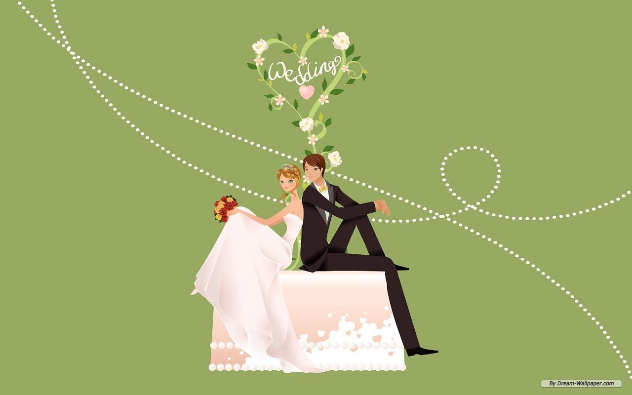 Weddings Wallpaper Animated Wedding Wedding Background Wallpaper Happy Wedding Free Wedding