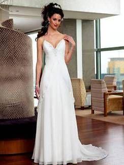 Gorgeous Beach Style Wedding Dress Size 10 12 Wedding Gumtree Australia Brisbane No Beach Style Wedding Dresses Wedding Dress Size 10 Wedding Dress Chiffon