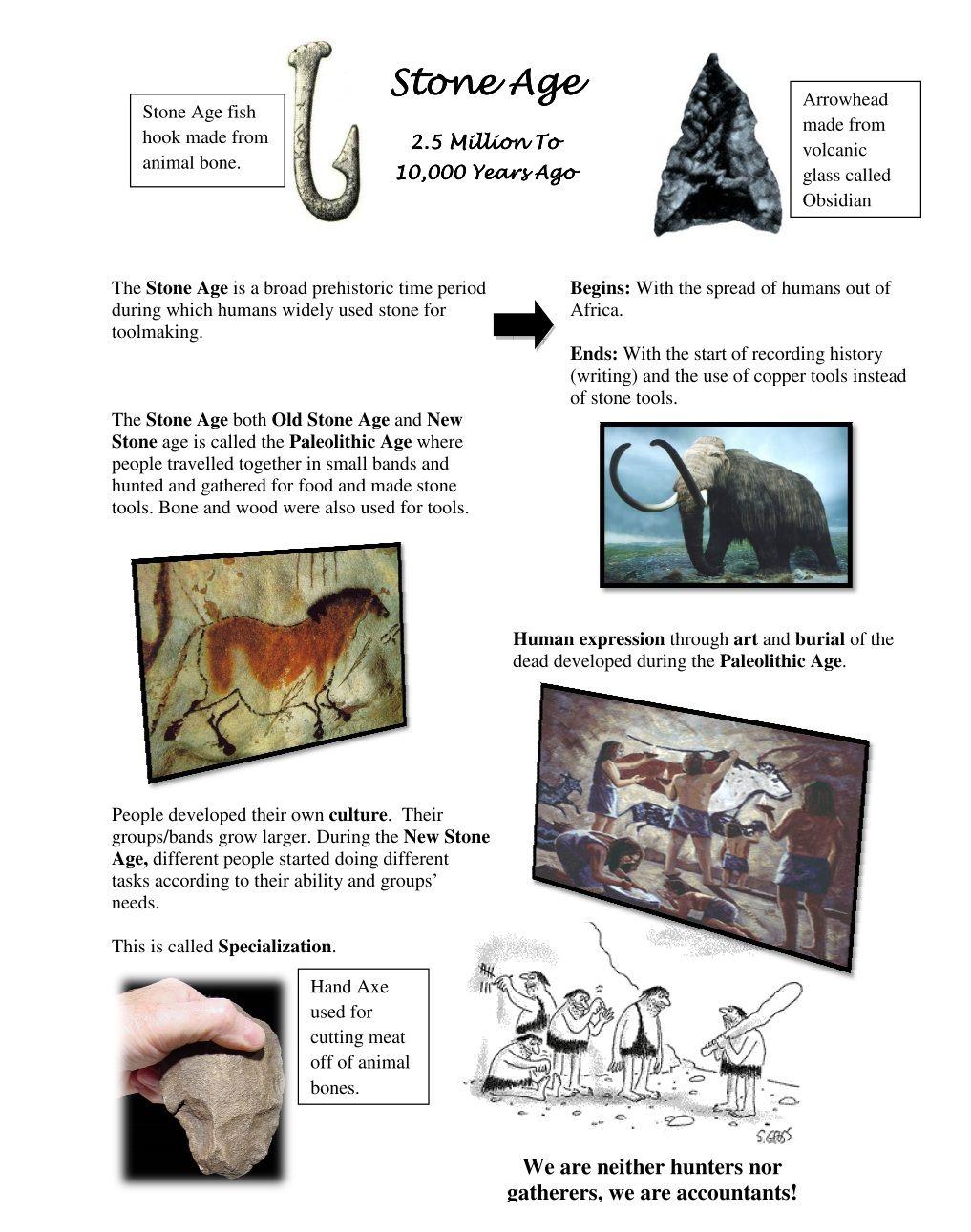 KS2 The Stone Age- Stone Age Word Mat | Prehistory | Pinterest ...