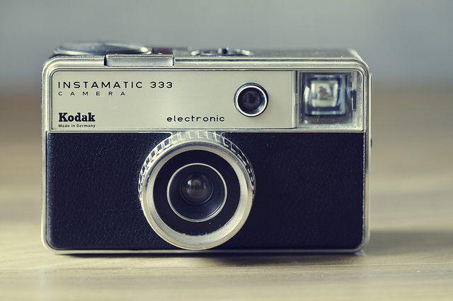 1968 Kodak INSTAMATIC 333 (via Pixeltree on Flickr)