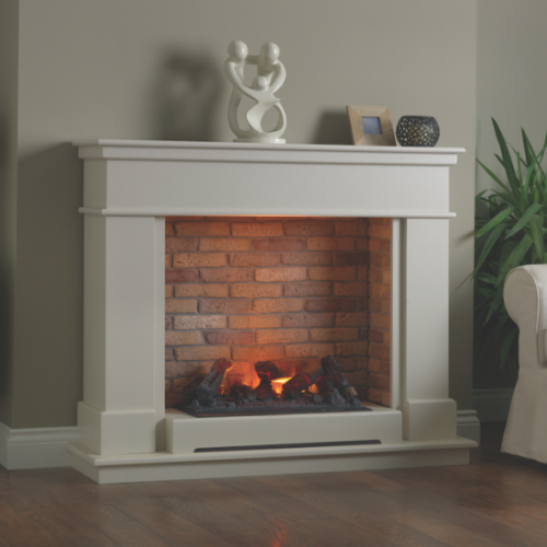 Red Brick Electric Fireplace Google Search Electric Fire Suites Free Standing Electric Fireplace Fireplace