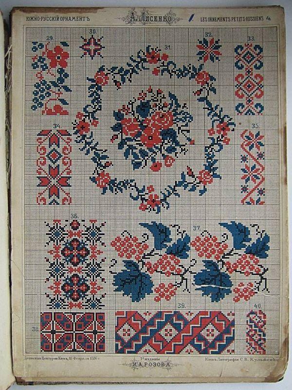Luska. https://www.facebook.com/pages/Cross-Stitch-Patterns/352662094802183