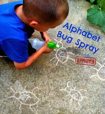 Toddler Approved!: Simple Bug Activities for Kids {Denise Fleming Virtual Book Club for Kids}