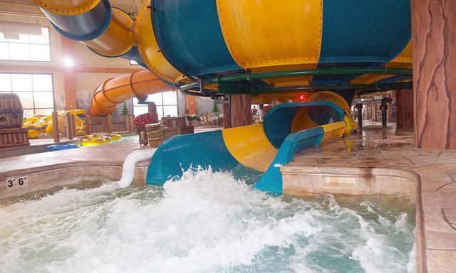 Find Year Round Indoor Water Park Fun In Ohio Midwest Great Wolf