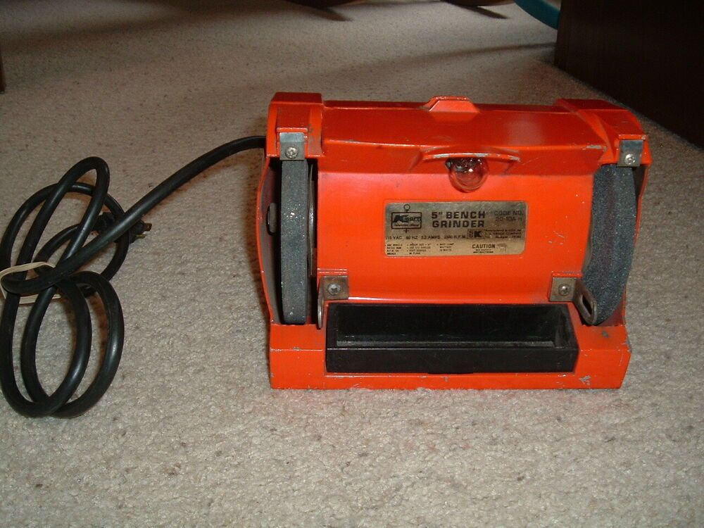 Fantastic Sponsored Ebay Vintage Kmart 5 Bench Grinder Runs Great Gmtry Best Dining Table And Chair Ideas Images Gmtryco