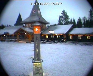 Rovaniemi Lapponia Babbo Natale.Pin On Babbo Natale In Lapponia